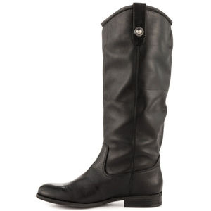 Carlos by Carlos Santana Fawn Leather Riding Boots